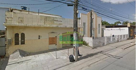 Galpão Comercial À Venda, Cordeiro, Recife. - Ga0009