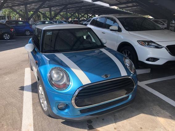 Mini Cooper 1.5lts L3 Salt 3 Puertas Tm 2017 Azul