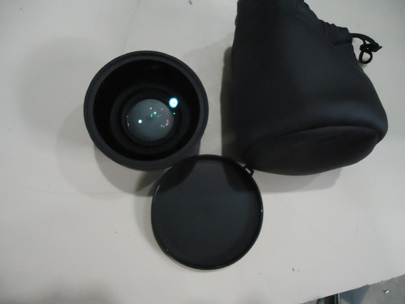 Sony Vcl-hg0758 0.7 Wide-angle Lens Pd150,pd170, Dsr250 (e)