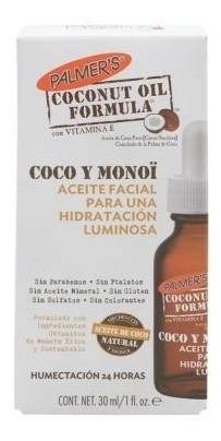 Aceite Hidratante Facial Sin Parabenos Sin Sulfatos Sin Glut