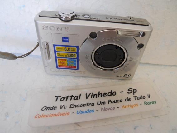 Câmera Sony Cyber-shot Dsc-w30 Original