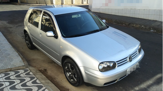 Volkswagen Golf 1.6 Flash 2007 Impecavel Revisado Pneus Bons