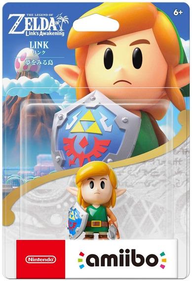 Link Awakening Amiibo!!! Pronta Entrega !