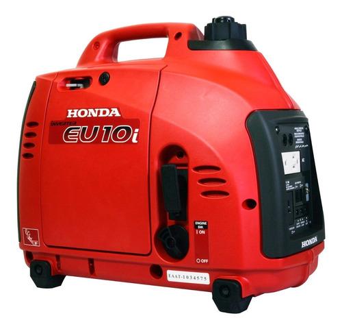 Imagen 1 de 6 de Generador Planta De Luz Portatil Honda Eu10i Inverter Gxh 50