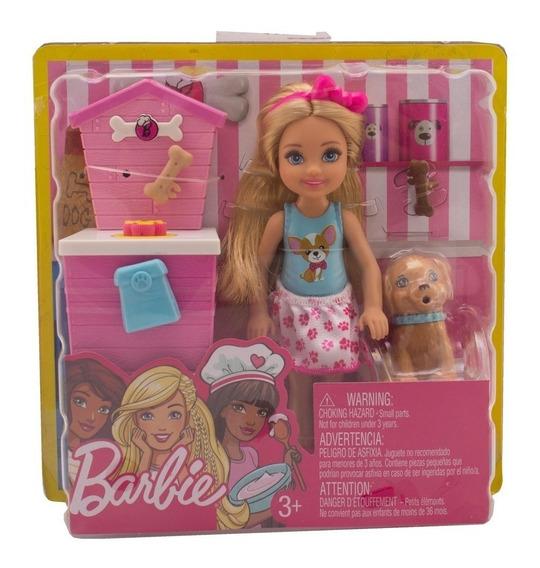 Brinquedos Para Menina Barraca Lanches Chelsea Barbie Mattel
