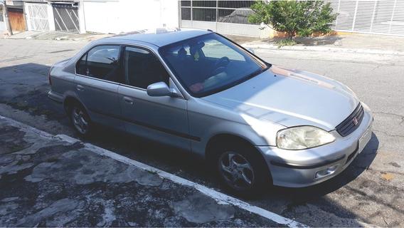 Honda Civic Lx 1.6 16v 4p
