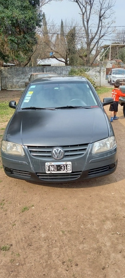 Volkswagen Gol 1.6 I Power 601 5 P 2006