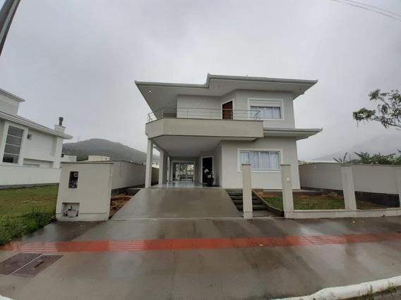 Casa Em Praia De Fora, Palhoça/sc De 217m² 3 Quartos À Venda Por R$ 650.000,00 - Ca342087