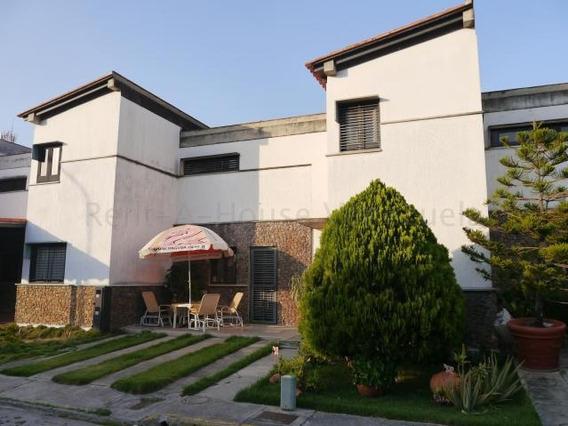 Casa En Venta Cabudare 20-8931 Rbw