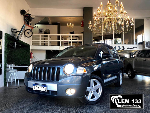 Jeep Compass Nafta Mt Limited 4x4 Full-full , Anticipo $
