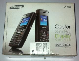 Celular Samsung Sgh-c160l