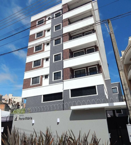 Imagem 1 de 11 de Apartamento Central - Edifício Porto Vitória - Ap0731