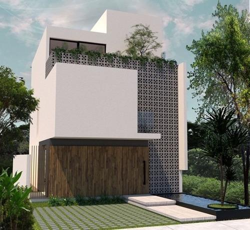 Casa En Preventa En Playa Del Carmen - Serena