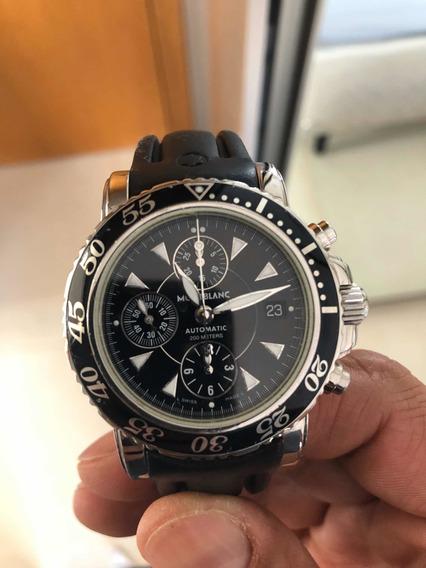 Relógio Mont Blanc Sport Original Automático