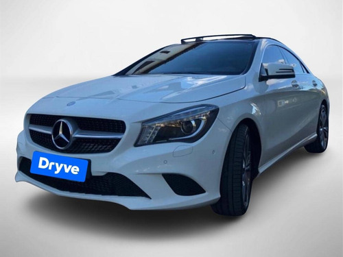 Imagem 1 de 14 de  Mercedes-benz Cla 200 Vision 1.6 16v Tb Flex
