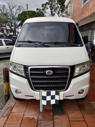 Gonow Minivan 2014 1.3 Ga6380se4