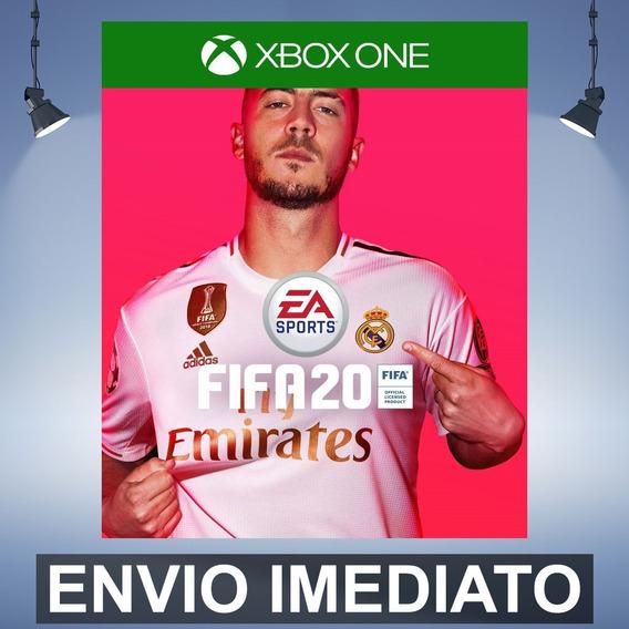 Fifa 20 Xbox One Código 25 Dígitos Promo Black Friday