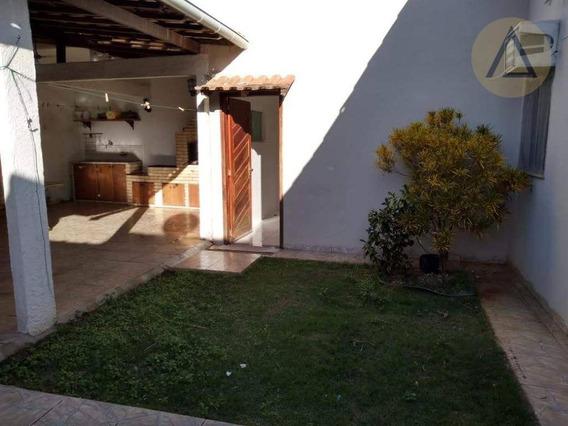 Casa Com 2 Dormitórios Para Alugar, 110 M² Por R$ 1.200/mês - Vilage Parque Aeroporto - Macaé/rj - Ca0913