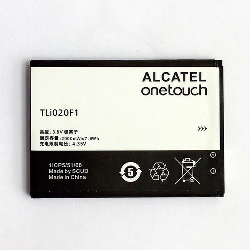 Bateria Pila Alcatel Tetra  Tli020f2 Tli020f1