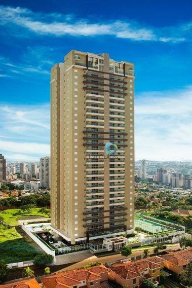 Apartamento Residencial À Venda, Jardim Canadá, Ribeirão Preto. - Ap0323