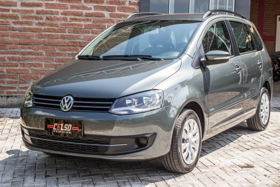 Volkswagen Spacefox 1.6 Trend Total Flex 5p