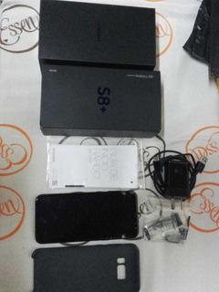 Vendo Samsung S8 Plus, Modulo Y Pantalla Rota!! Precio X Msj