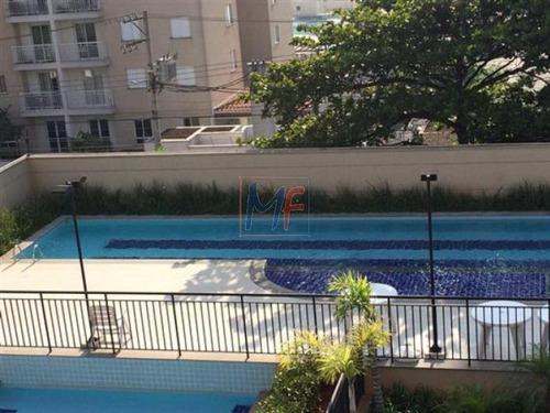 Imagem 1 de 25 de Ref: 3000 - Lindo Apartamento No Bairro Piqueri Fácil Acesso Marginal Tietê, Cptm Piqueri, Esta Todo Mobiliado, Com 2 Dorms (1 Suíte) 1 Vaga. - 3000