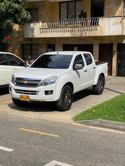 Chevrolet Dmax 2016 2500cc 4x4 Diesel