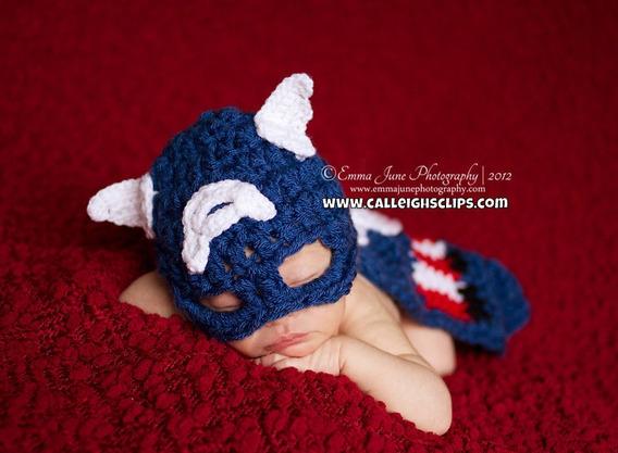 Patrones Crochet Disfraces Bebés Para Fotos A Elección Ing