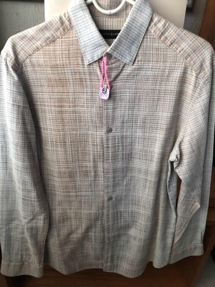 Camisa De Caballero Jane Barnes, Polo, Talla S Original