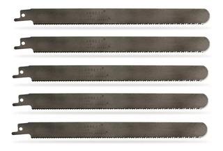Lamina Serra Sabre Bi-metal 225mm 10d 5 Peças B910p Starrett
