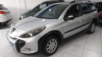 Peugeot 207 1.6 16v Escapade Flex 5p 2011 / 2012