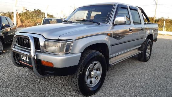Toyota Hilux Srv 4x4 Diesel 2003