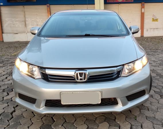 Honda Civic Lxl 1.8 Automático - 2012/2013