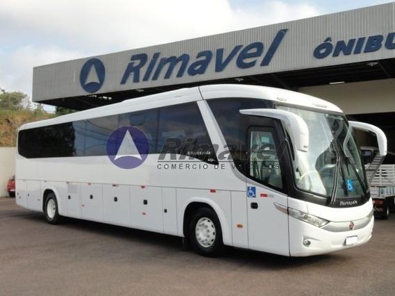 Ônibus Rodoviario Volvo Mp G7 1050 Ano 12/12 46 Lug. Turismo