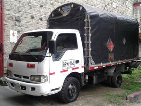 Camion Kia K 3000s, Estacas, Blanco Claro, Placas Medellin