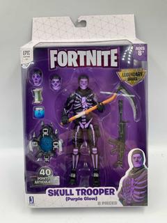 Fortnite Legendary Series Skull Trooper Original