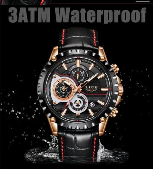 Relógio De Luxo Original
