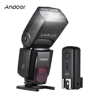 Andoer Ad560 Iv 2.4g Inalámbrico Universal En La Cámara