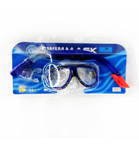Set Snorkel Adulto Careta Gafas Piscina Buceo 70605l-2