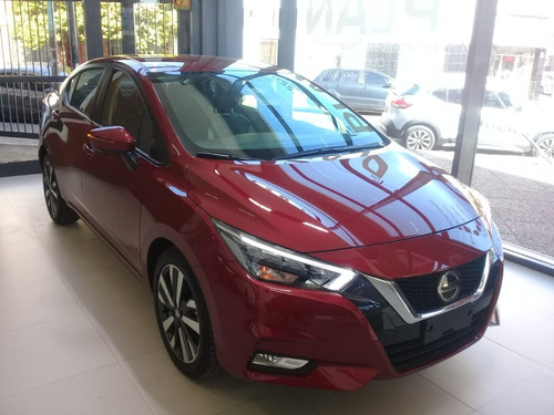 Nissan Versa 1.6 Advance Mt Entrega Inmediata