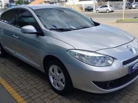Renault Fluence Dyn 2.0 Cvt 2012 Prata Flex