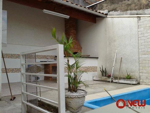 Casa À Venda, 119 M² Por R$ 459.000,00 - Vila Moreira - Guarulhos/sp - Ca0825