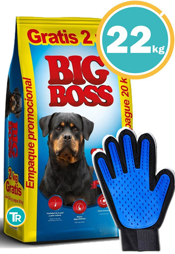 Ración Perro - Big Boss Adulto + Obsequio Y Envío Gratis
