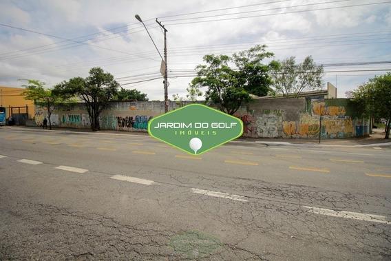 Terreno Comercial Na Av. Do Rio Bonito - Sp - 7661-1