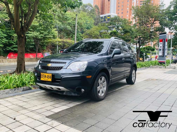 Chevrolet Captiva 2.4 Con Sunroof