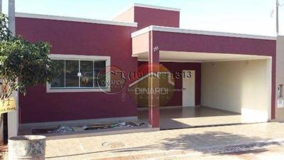 Casa Residencial À Venda, Centro, Brodowski - Ca5758. - Ca5758