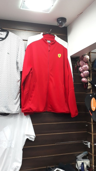 Jaqueta Ferrari Vermelho