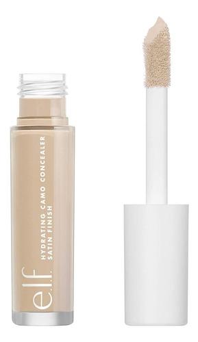 E.l.f. Cosmetics Hydrating Camo Concealer Fórmula De Cobertu