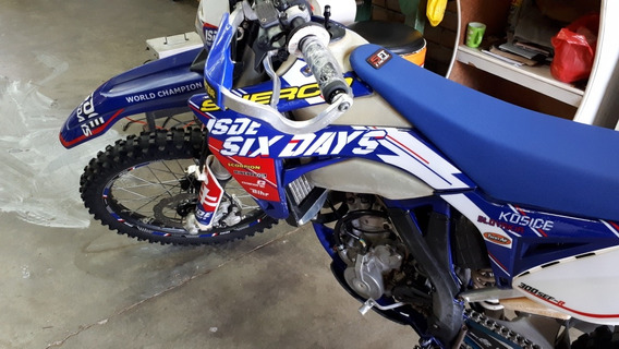 Sherco 300 Six Days 4 Tempos